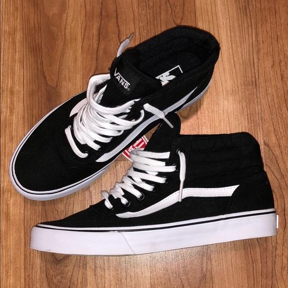 Vans Old Skool High Top Shoes e433ee937